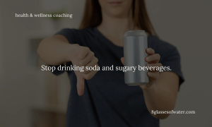 Did you know? There is over 44% risk increase to develop Alzheimer's disease in people drinking soda.