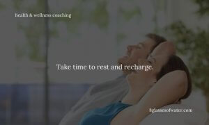 Did you know? Studies show that taking time to rest and recharge increases productivity, replenishes attention, solidifies memories, and encourages creativity.