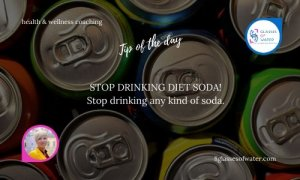 Did you know? Diet sodas are worse for our health than regular sodas, despite the fact that they are advertised as the better versions of the regular ones. All the sweeteners are neurotoxins which, as the name implies, create a toxic load on our bodies.