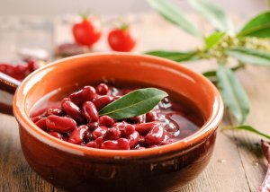 beans in a health and wellness coaching article presenting 2 simple ways to have better skin